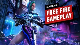13 Minutes of Garena Free Fire: Winterlands Gameplay