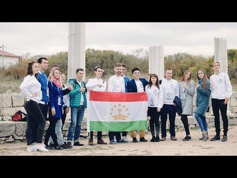 Мой первый день в Севастополе! Саммит студенческих лидеров стран СНГ