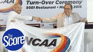 NCAA returns to ABS-CBN!