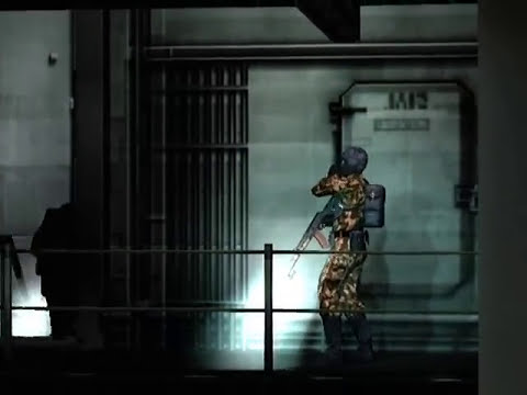 Metal Gear Solid 2 Sons of Liberty - E3 2000 Trailer - PS2