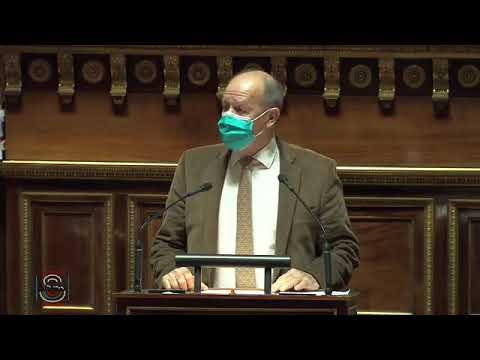 Dany WATTEBLED : PPL constitutionnelle sur la préservation des biens communs dans le monde d'après