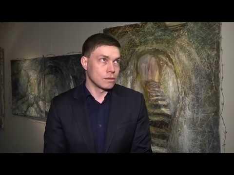 9-channel.com: У Музеї українського живопису представили художній проект, приурочений до 5-ї річниці окупації Криму
