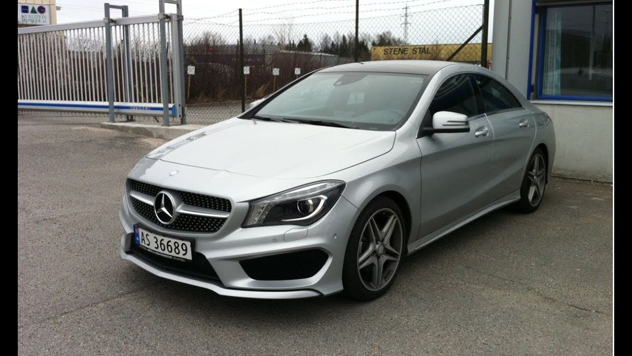 mercedes benz cla 200 amg package details youtube. Black Bedroom Furniture Sets. Home Design Ideas