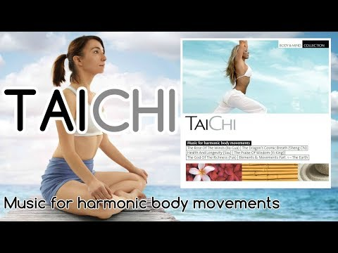 Tai Chi (Music for Harmony Body Movements) by Patrick Péronne [Full Album]