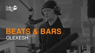 bigFM-Exclusive: Beats & Bars mit OLEXESH