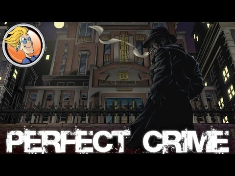 Perfect Crime — game overview at SPIEL 2016 by designer Henry Jasper