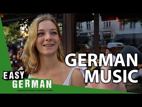Your favourite German music? | Easy German 259