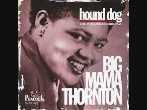 Key of Eb - Hound Dog - Big Mama Thornton