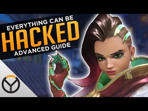 Overwatch: Advanced Sombra Guide - High Value Hacks