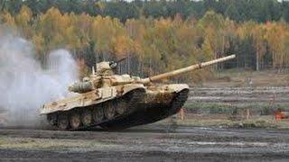 NUEVO Tanque Ruso T-90 sm - 2015