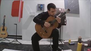 """""""Alfonsina y el mar"""" Ariel Ramírez - Modelo Luthier Aniversario"""