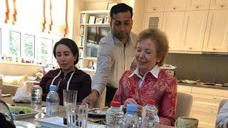 Sheikha Latifa's legal representative says Robinson meeting does not prove princess is safe