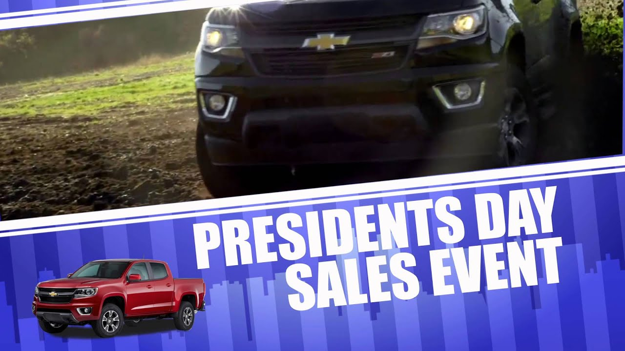 Quirk Chevy NH Presidents Day Sale   Manchester NH