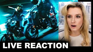 John Wick 3 Trailer 2 REACTION