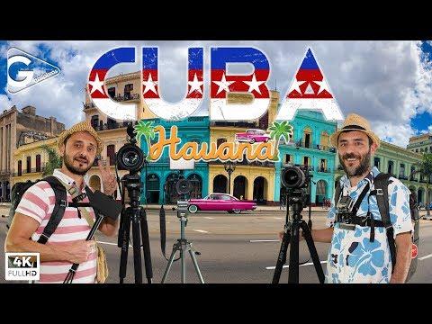 Havana Cuba 2020, Things To Do in Havana Vlog 4K Cuba Travel