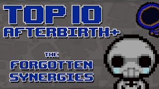 TOP 10 SYNERGIES FOR 'THE FORGOTTEN'!