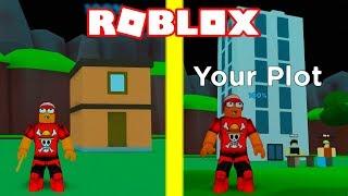 Roblox → VIDA DE CONSTRUTOR ► Roblox Construction Simulator 🎮