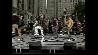"""'N Sync - """"Pop"""" no Today Show."""