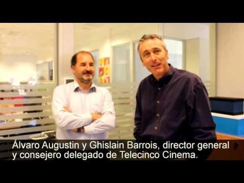 Telecinco Cinema, premio CineEurope a la productora independiente del año