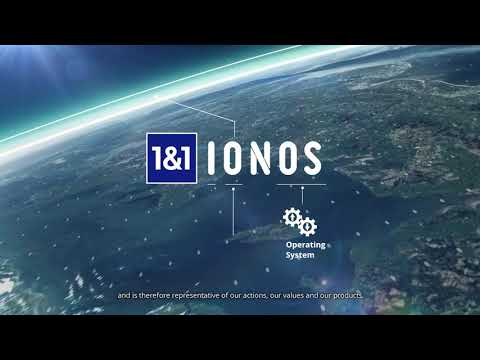Welcome to 1&1 IONOS!