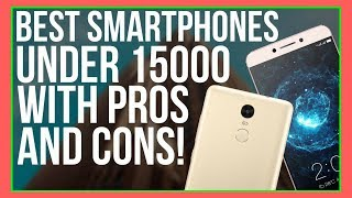 Best Phones under 15000 in India for January 2018