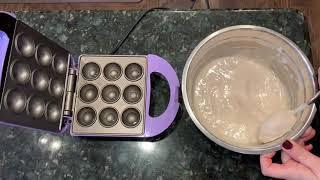 סופגניות ללא גלוטן טבעוניות אפויות no gluten vegan donuts. איך מבשלים את זה בריא?