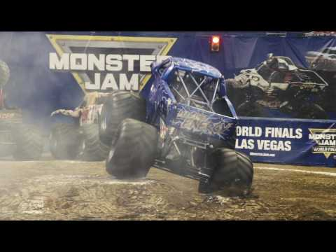 Monster Jam in Kansas City - Triple Threat Series Central presented by AMSOIL Feb 3-5 2017