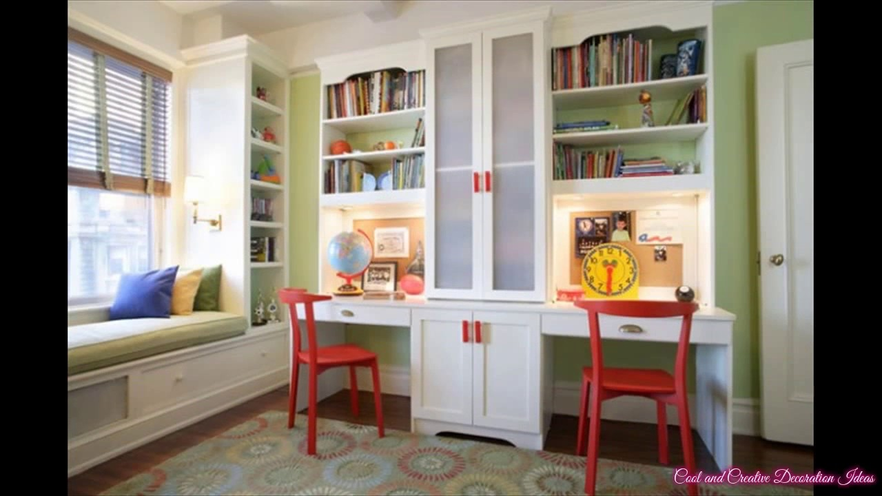 Kids Study Room Designs Ideas