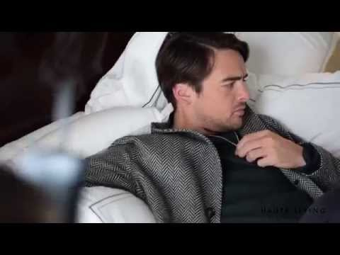 Inside look with Boardwalk Empire star Vincent Piazza