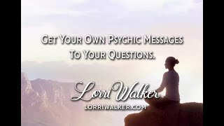 How To Get Your Own Psychic Messages About Your Questions