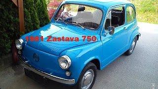 1981 Zastava 750 | 767cc - Immaculate Vehicle