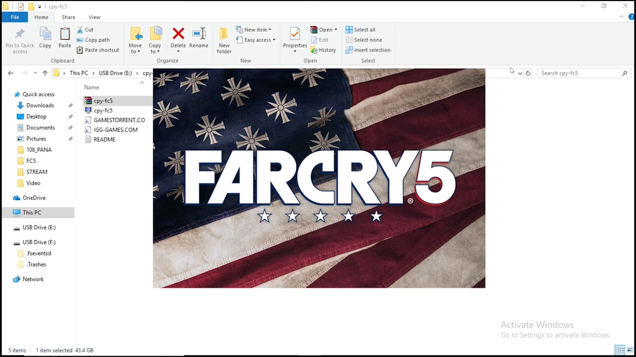 FAR CRY 5 CPY CONTROLLER FIX : LightTube