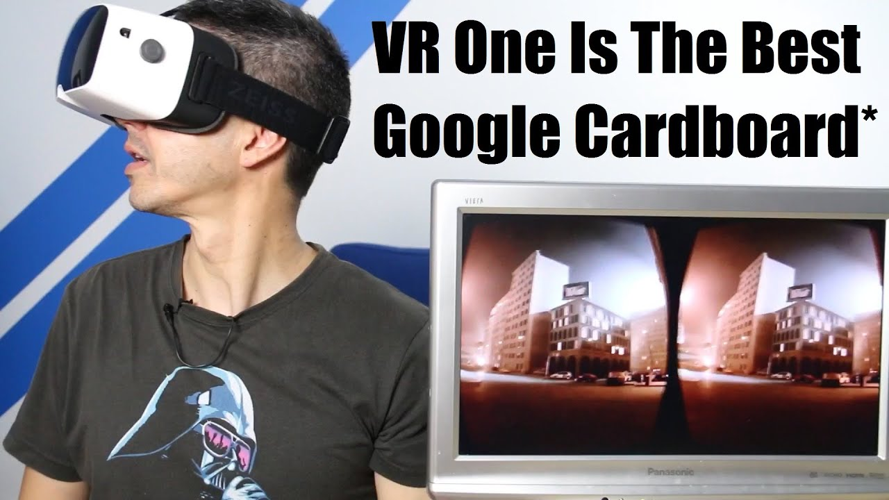 Turn Your Zeiss Vr One Into The Best Google Cardboard Youtube