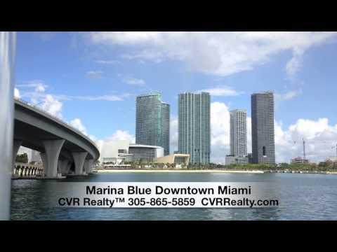 Marina Blue Condos - Downtown Miami