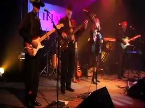 Retreaux Band at a live show