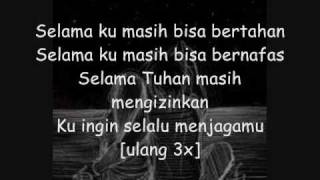 Ku Ingin Kamu - Romance (New Version) Lyric