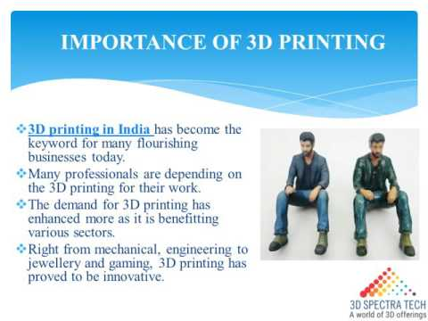 Buy Customized 3D Printer Within Your Budget - 3D Spectra Technologies LLP
