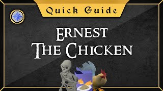 [Quick guide] Ernest The Chicken Quest