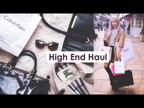 Haul | High End Fashion