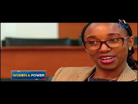 Women and power: Liz Lenjo the youngest member to sit on the Competent Authority Tribunal thumbnail