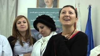 Valentina Turra - Sulle donne siriane: intelligenti, dinamiche e con tanta voglia di varsi valere