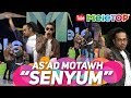 Johan jadi backup dancer As'ad Motawh  nyanyi Senyum ?  | Persembahan LIVE MeleTOP