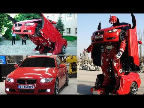 ऐसी कार आजतक नहीं देखी होगी // 7 Real Transforming Vehicles You Didn't Know Existed - YouTube