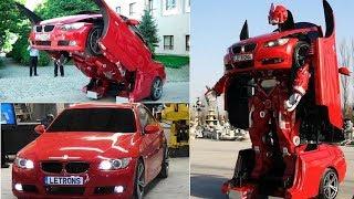 ऐसी कार आजतक नहीं देखी होगी // 5 Real Transforming Vehicles You Didn
