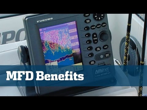 Catch More Fish By Fully Utilizing Your Multifunction Display - Florida Sport Fishing TV