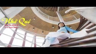 Nhạc Phẩm NHỚ QUÊ - Sáng tác: MINH VY | Ca sĩ: THIỆN NHÂN