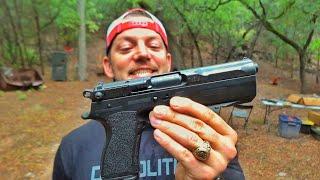 Пистолет с мощностью и дальнобойностью карабина! | Разрушительное ранчо | Перевод Zёбры