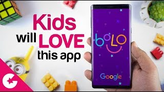 A Must Have App for KIDS!! Google BOLO (Parents Must Watch)