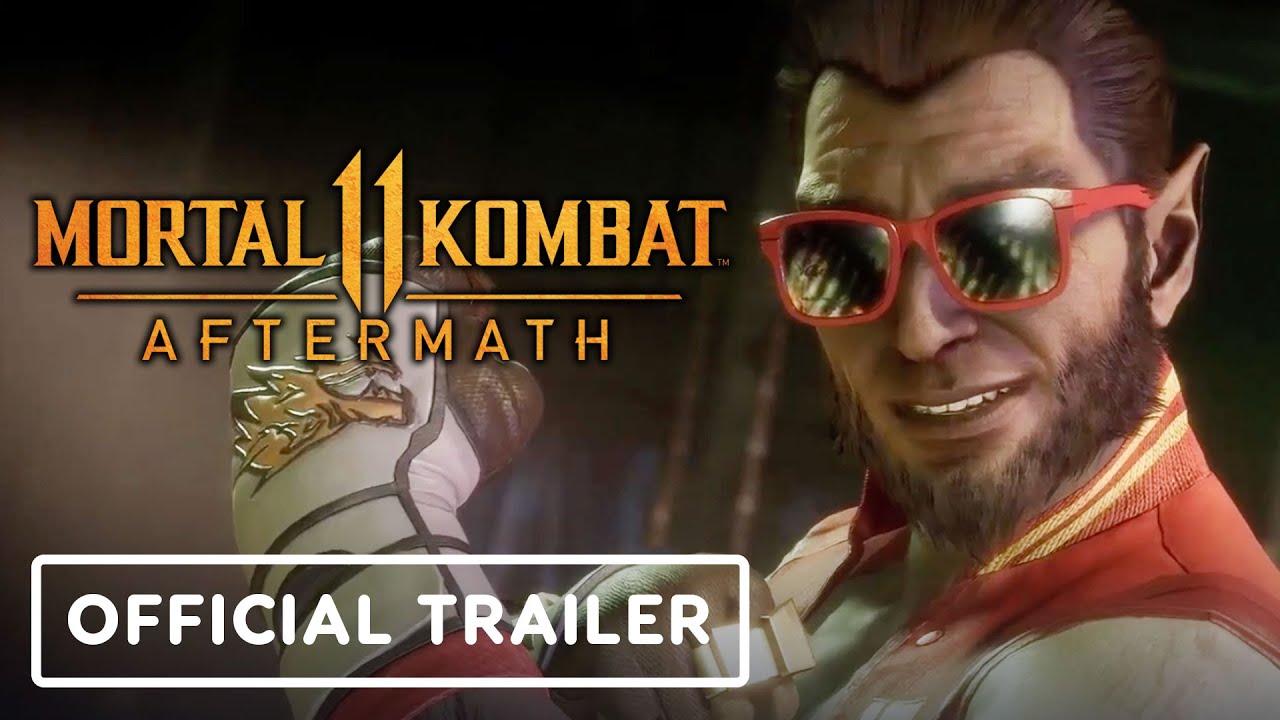 Mortal Kombat 11 Aftermath - Official Halloween Skins Trailer - IGN