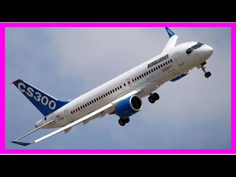 Airbus To Partner With Canada's Bombardier Amid Belfast Jobs Fears - USA News